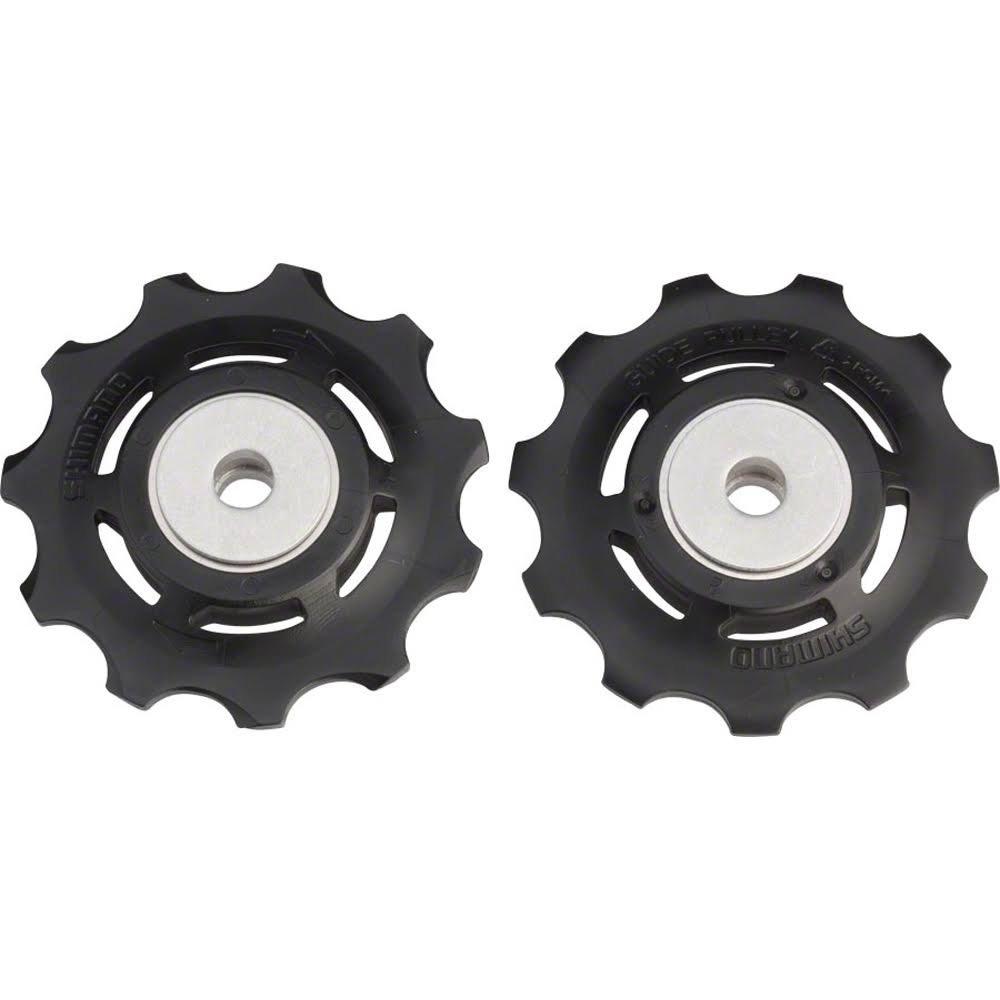 Shimano Ultegra 6800 Version 2 Rear Derailleur Pulley Set - Black, 11 Speed
