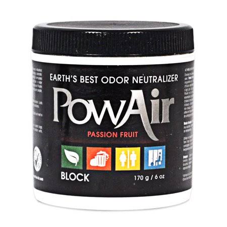 PowAir Odor Neutralizer - Passion Fruit, 6oz