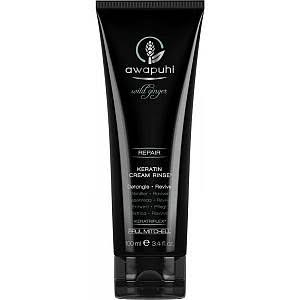 Paul Mitchell Awapuhi Wild Ginger Keratin Cream Rinse Conditioner - 3.4oz