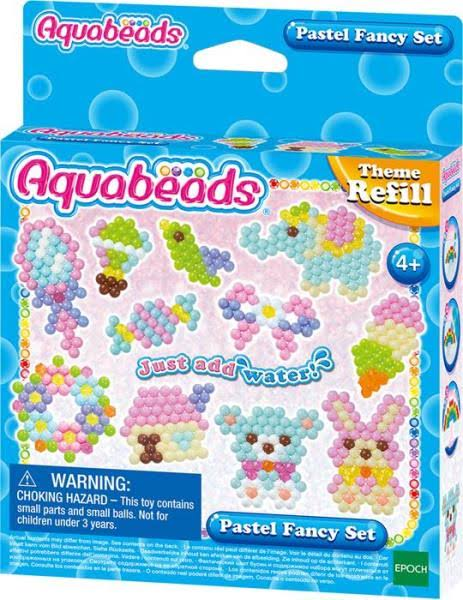 Aquabeads 31361 Pastel Fancy Set