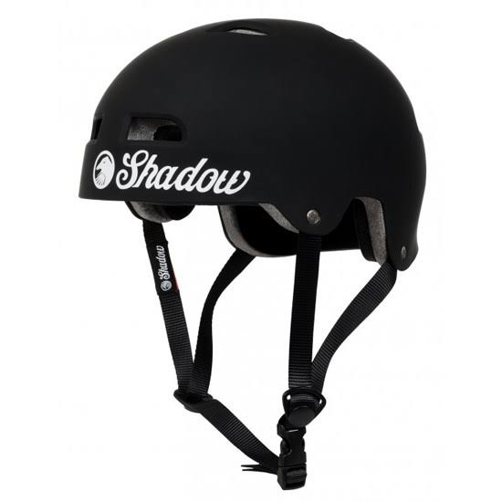 The Shadow Conspiracy Classic Helmet - Matte Black X-Small