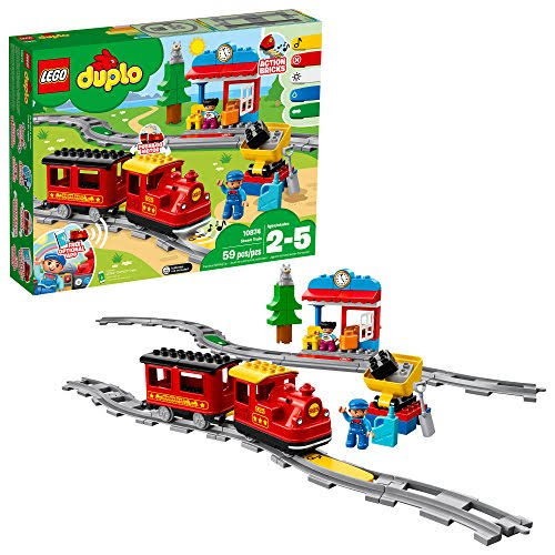 Lego - Duplo Steam Train Set 10874