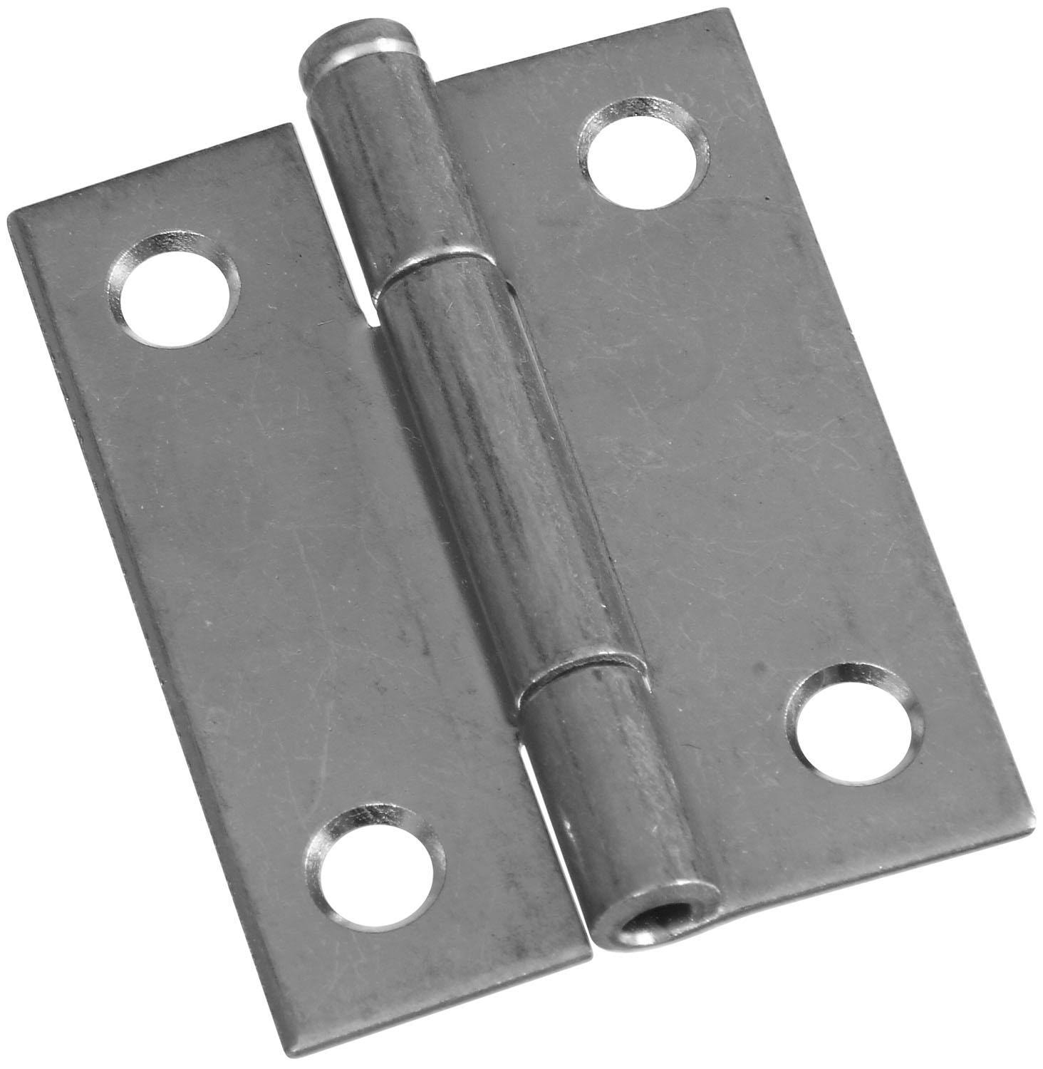 National N141838 Zinc Pin Hinge - 2""
