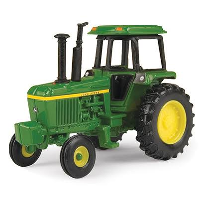 Tomy Toys John Deere Soundguard Tractor Toy - 1:64 Scale