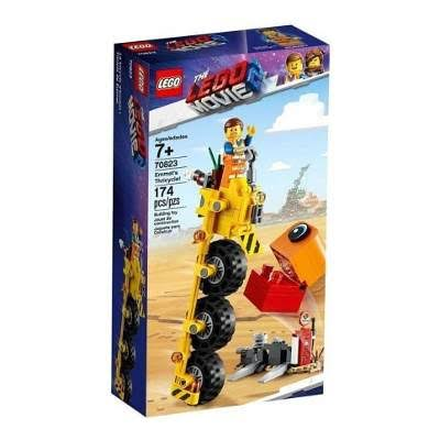 Lego Building Toy, The Lego Movie 2, Emmet's Thricycle!