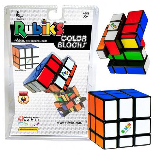 Winning Moves Rubik's Color Blocks