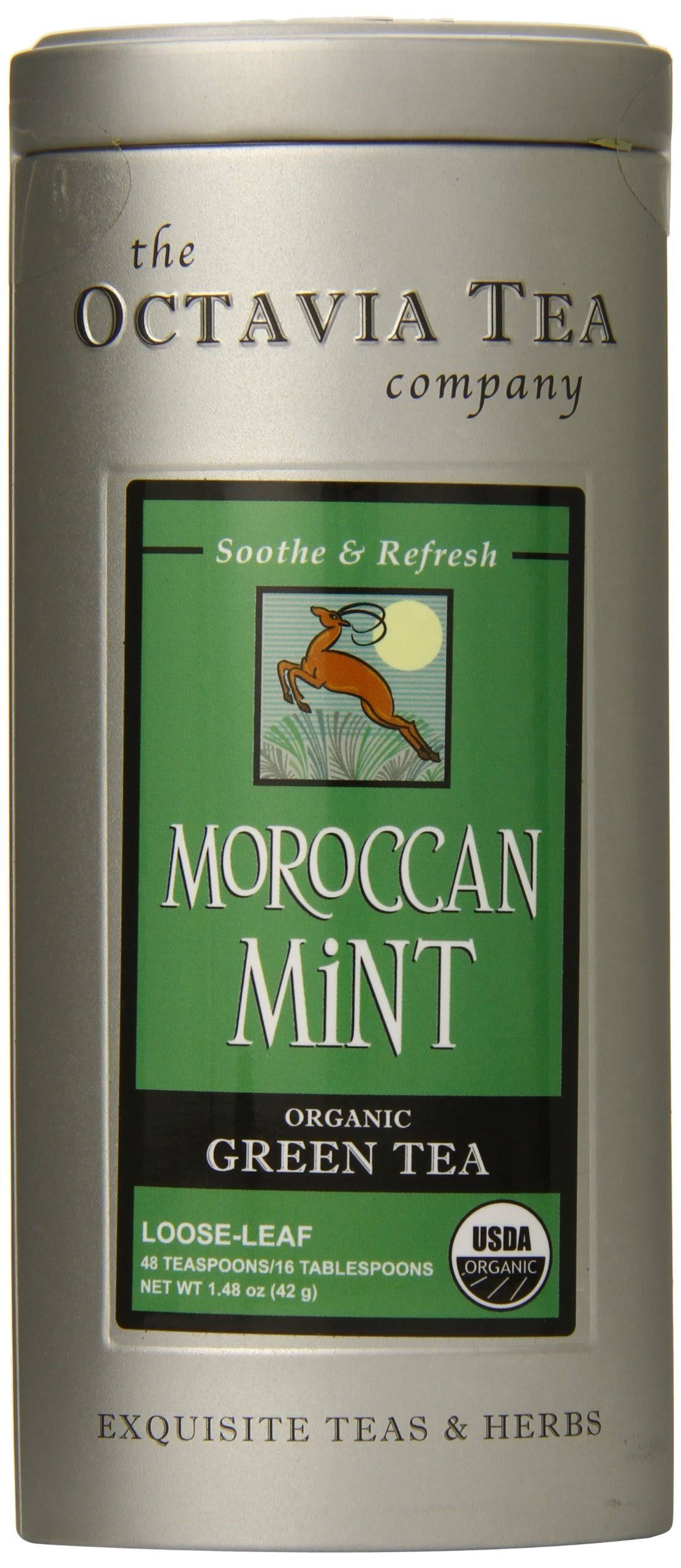 Octavia Tea Moroccan Mint - 2.68oz