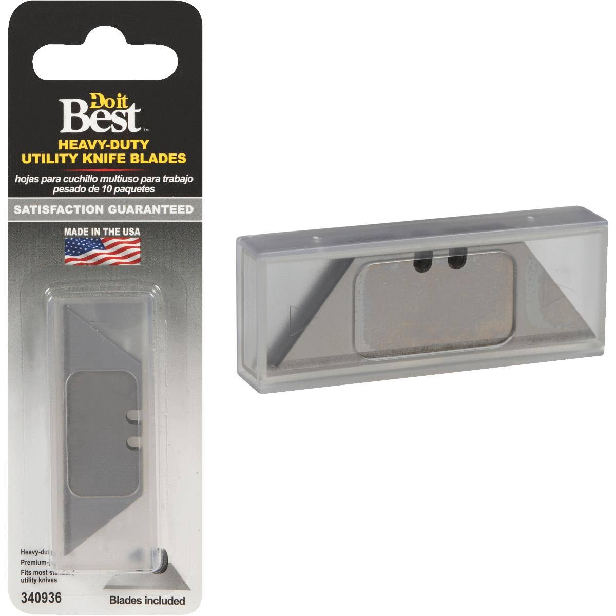 Do it Best Heavy-Duty Utility Knife Blade