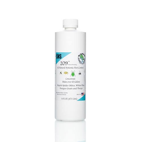 Systemic Pest Control Concentrate - 16oz