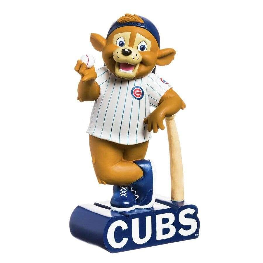 Evergreen Chicago Cubs Mascot Statue