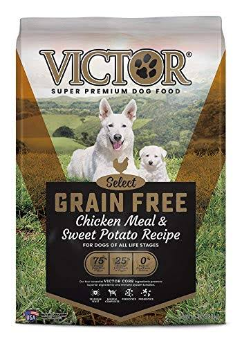 Victor Grain Free Chicken Dog Food - 15lb