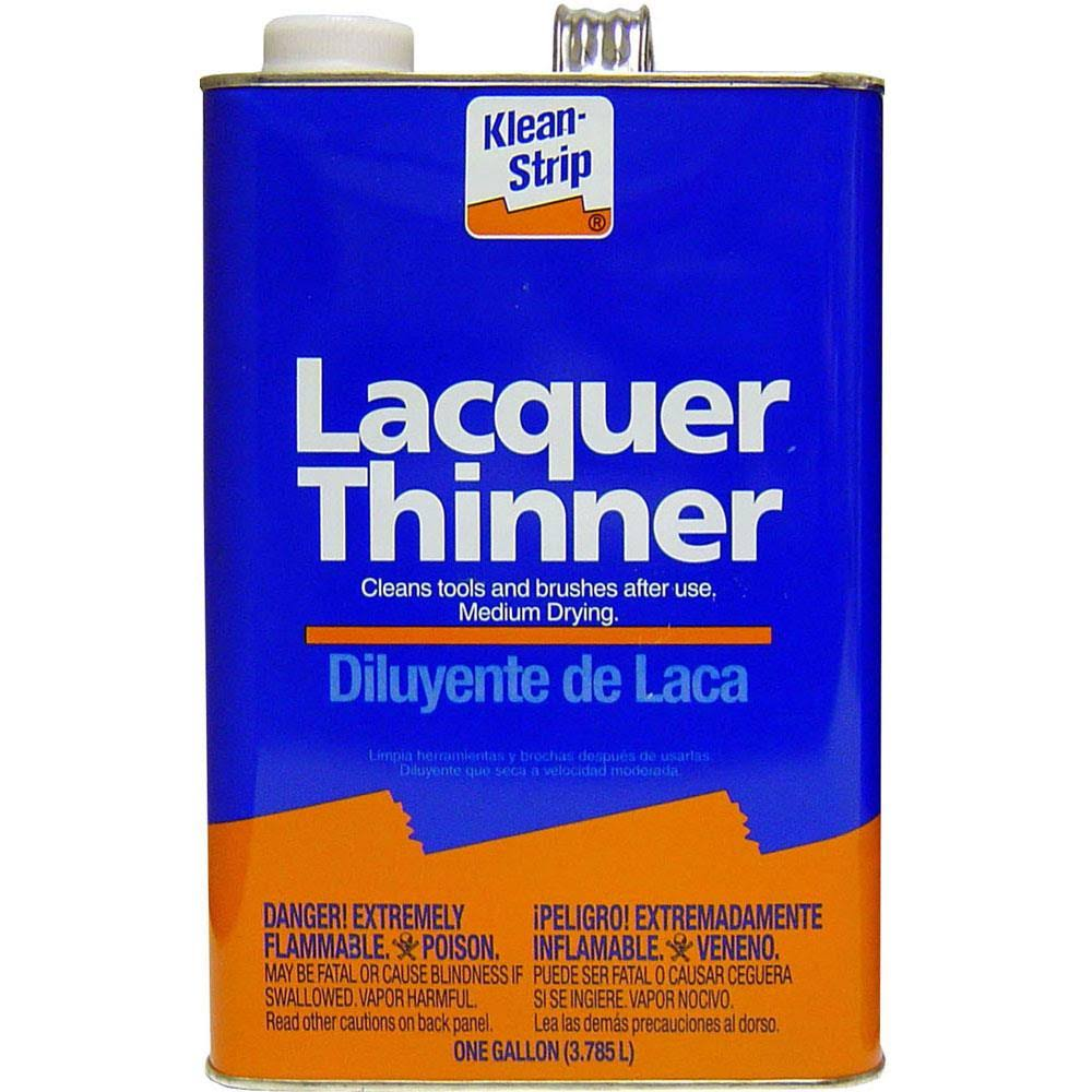 Klean-Strip Lacquer Thinner - 1gal