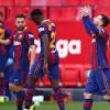 El Barcelona se aferra a seguir con vida y a luchar por ganar la Liga