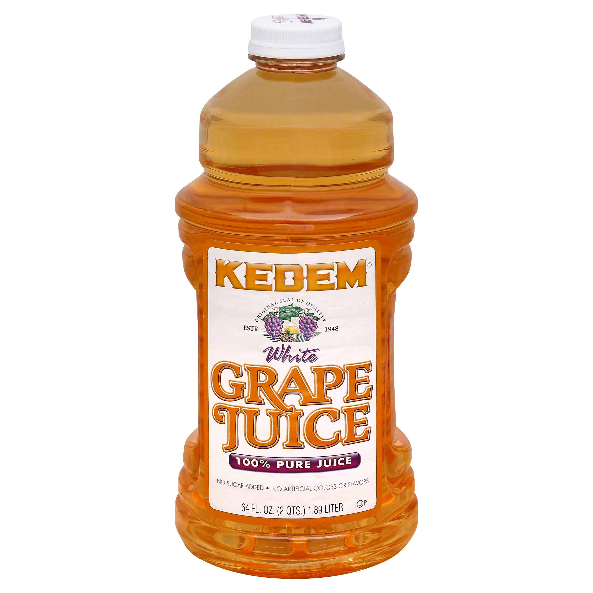 Kedem White Grape Juice - 64oz