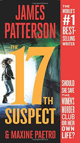 The 17th Suspect - James Patterson & Maxine Paetro
