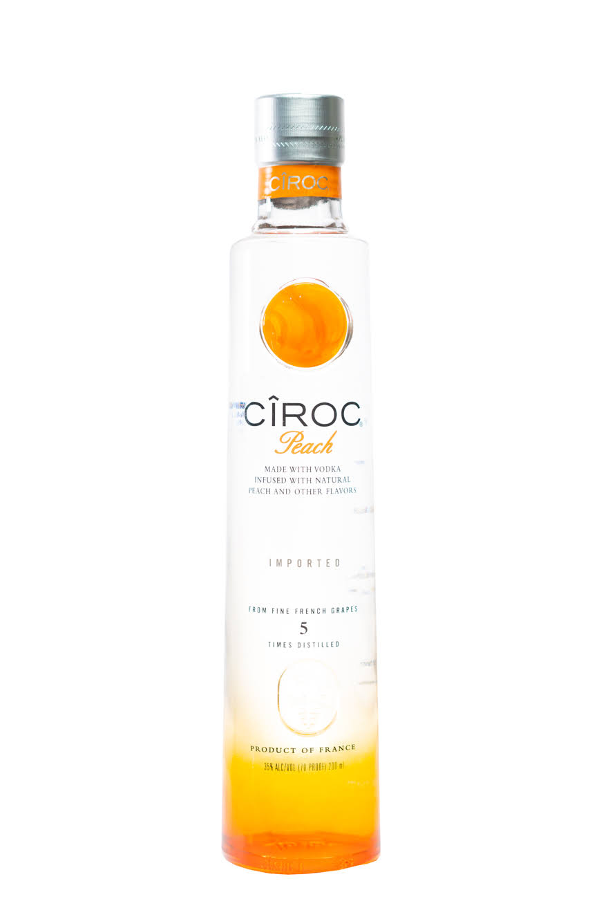 Ciroc Peach Vodka 20cl