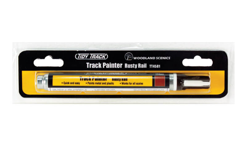 Tidy Track Rusty Rail Track Painter Pen