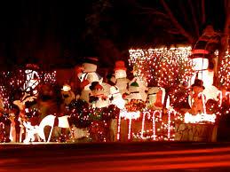 Altadena Christmas Tree Lane by Best Christmas Light Displays In Los Angeles Keller Williams