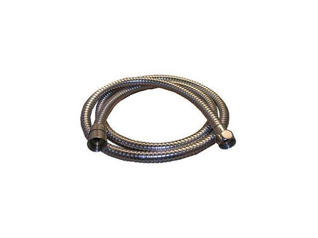Larsen Supply 08-2023 Shower Hose - Chrome, 59""