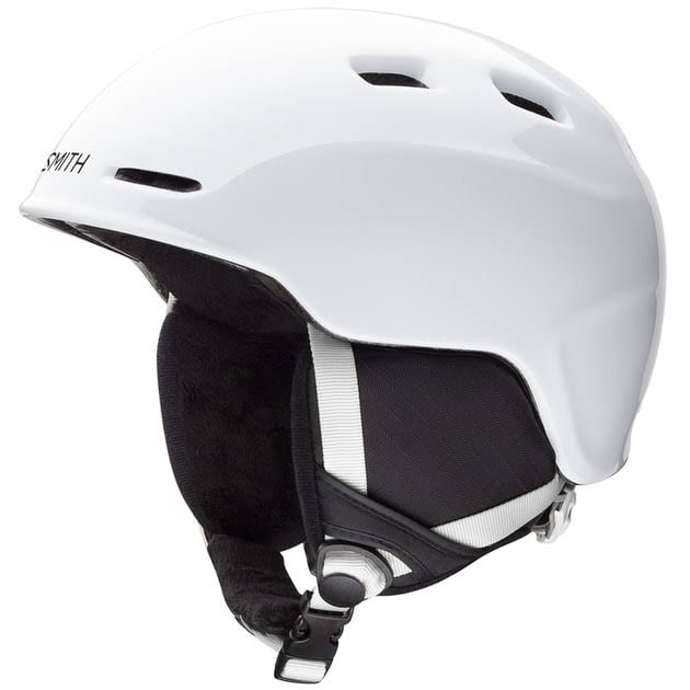 Smith Zoom Junior Helmet - White