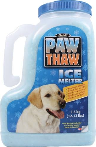 Pstl Paw Thaw Ice Melter - 5.5kg