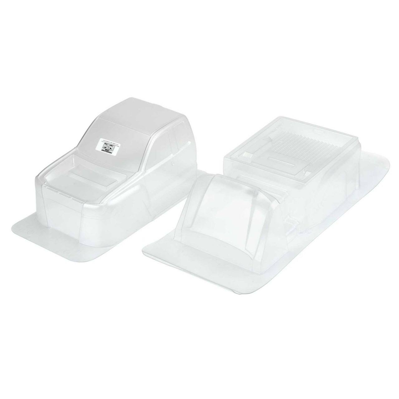 "Pro-Line Racing Metric Clear Body Builder's Series 12.3"" WB Crawlers"