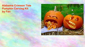 Terraria Halloween Event Solo by Alabama Crimson Tide Pumpkin Carving Kit By Fan Video Dailymotion