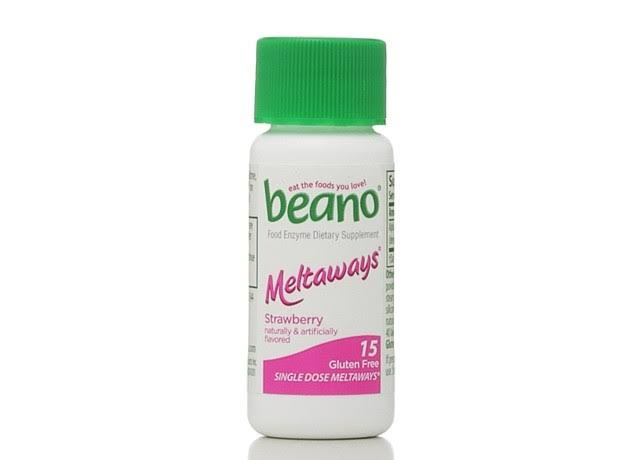 Beano Meltaways - Strawberry, 15 Tablets