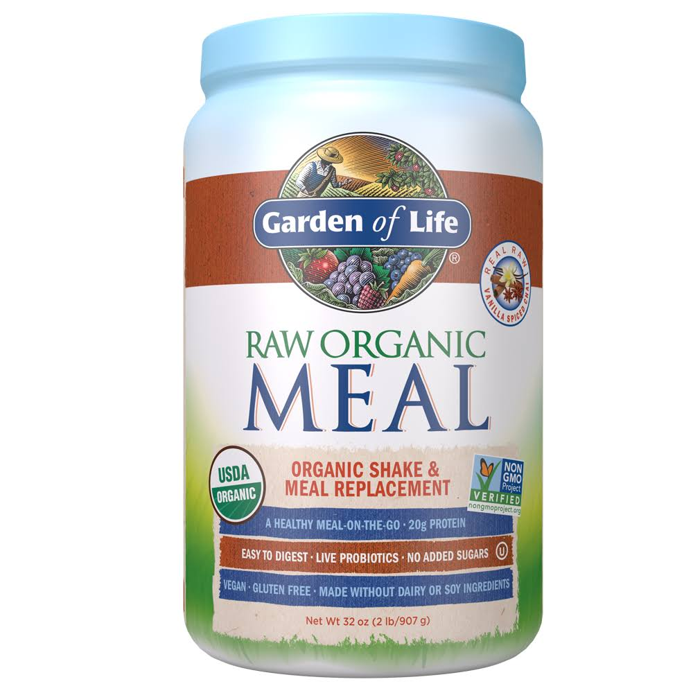 Garden Of Life Organic Raw Meal
