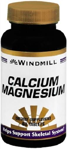 Windmill Calcium Magnesium Tablets – 60 Tablets