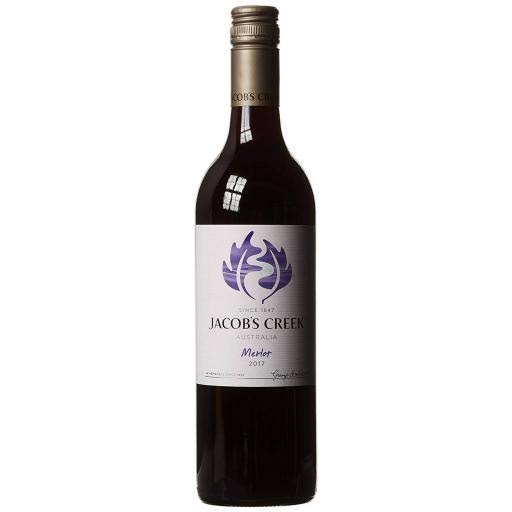 Jacobs Creek Classic Merlot 75cl 2017