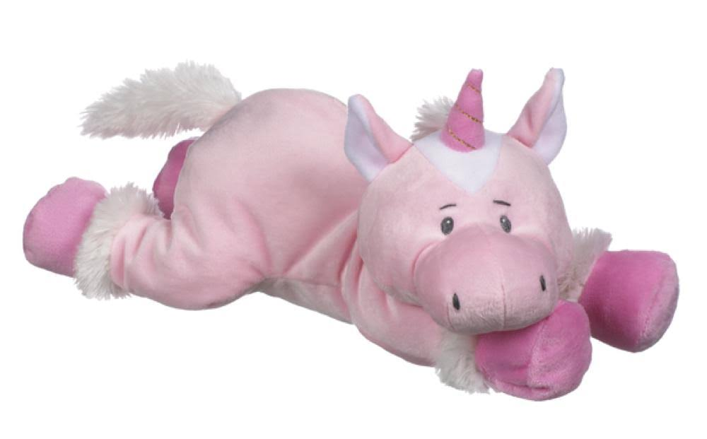 Ganz Baby Sweet Iris Unicorn Plush Toy, Pink, Size 13""