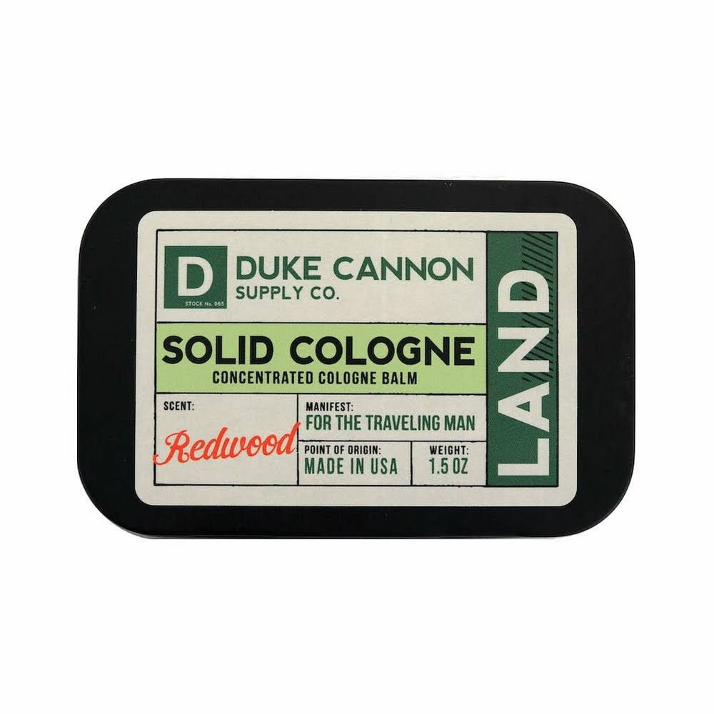 Duke Cannon - Solid Cologne - Land