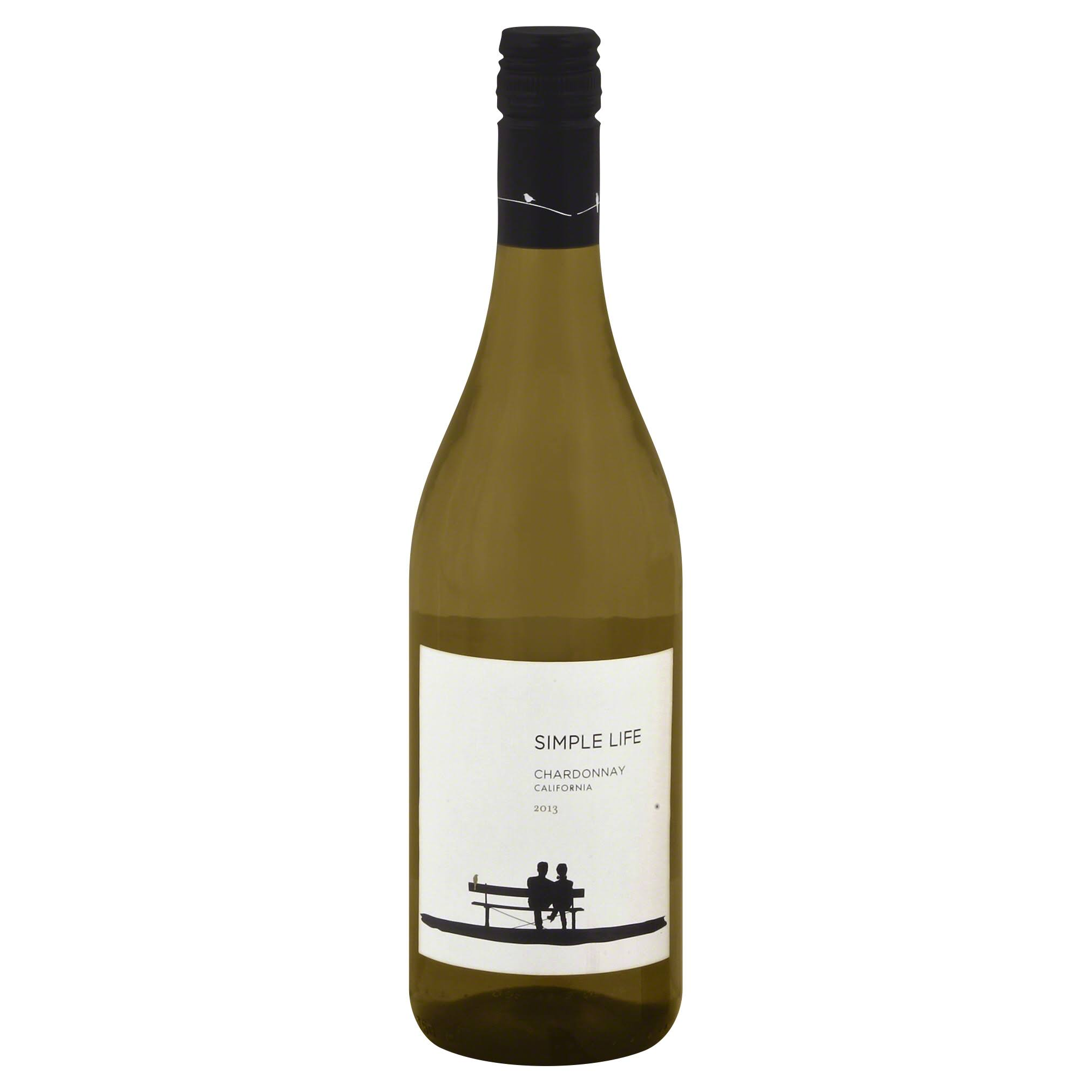 Simple Life Chardonnay - California