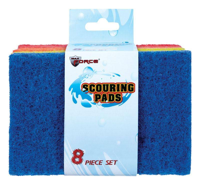 Diamond Visions Scouring Pads - 8ct