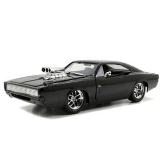 Jada Toys Fast & Furious 1970 Dodge Charger Street Model Car - 1:24 Scale