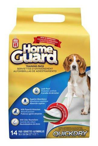Dogit 70595 Home Guard Training Pads - 30pcs, Medium