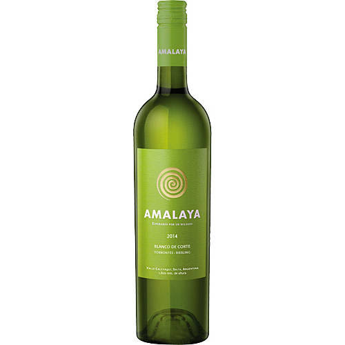 Amalaya - Torrontes and Riesling - Argentina - 2012