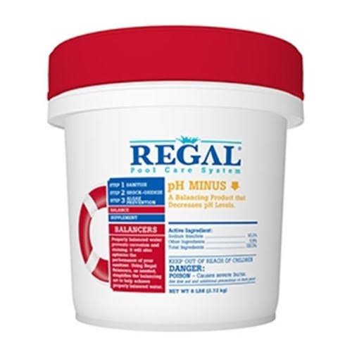 Regal 12001584 6 lbs PH Minus Balancer 4 per Case