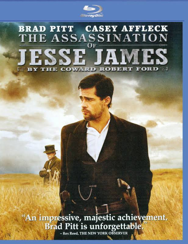 The Assassination of Jesse James by the Coward Rober - BLU-RAY