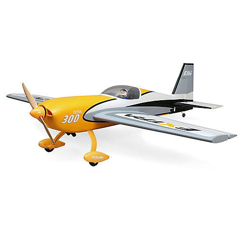 E-Flite Extra 300 3D BNF Basic - With AS3X & SAFE Select, 1.3m