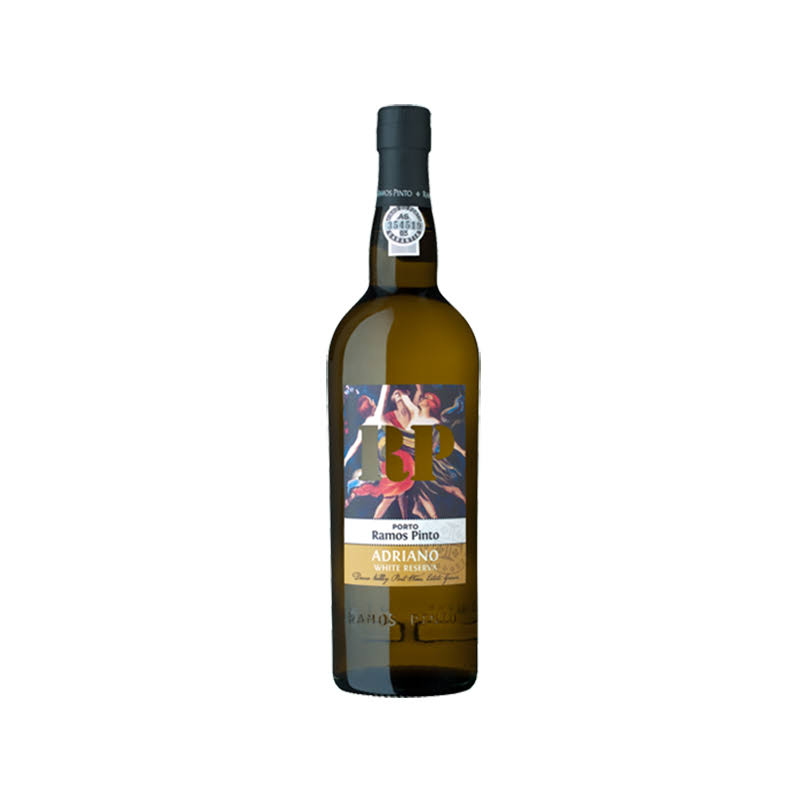 Ramos Pinto Adriano Reserve White Port Wine - 750ml