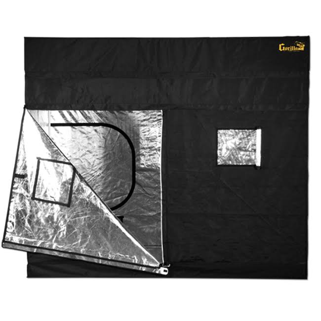 Gorilla Grow Tent - 5-ft-x-9-ft