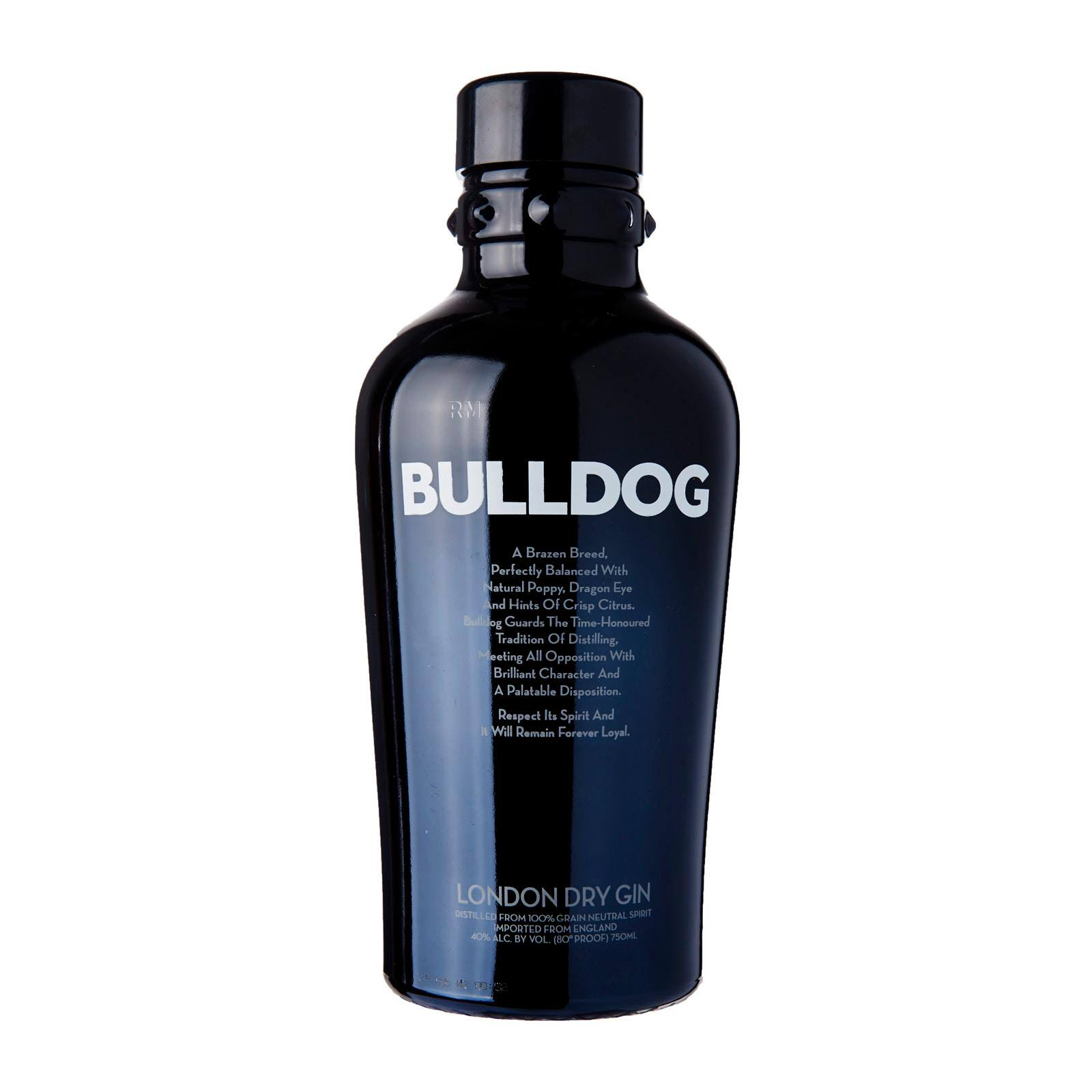 Bulldog London Dry Gin - 750ml