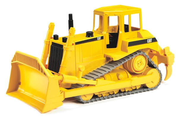 Bruder Caterpillar Bulldozer Toy