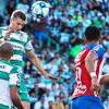 Santos contra Guadalajara