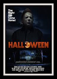 Halloween H20 Mask For Sale by Halloween 1978 Poster Re Edit By Smalltownhero Deviantart Com On