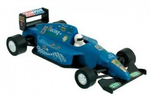 Schylling Formula One Race Car - Colors Vary