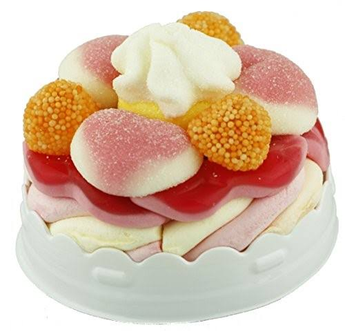 Raindrops Mini Candy Cake