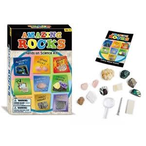 Tedco Toys Amazing Rocks Kit